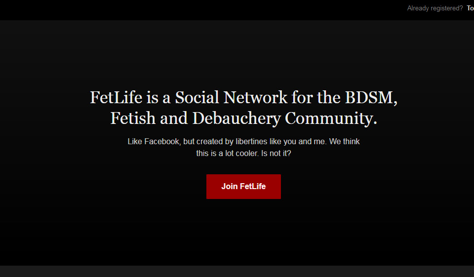 FetLife Review: One Stop Solution For Access To The Fetish World